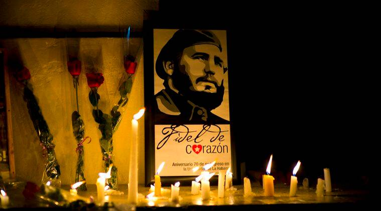Fidel Castro, Castro, Castro death, Fidel Castro death, Castro United Nations, castro leader of the 20th century, Cuba news, world news, indian express