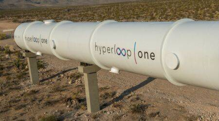 Andhra Pradesh looks to connect Amaravati, Vijaywada via Hyperloop