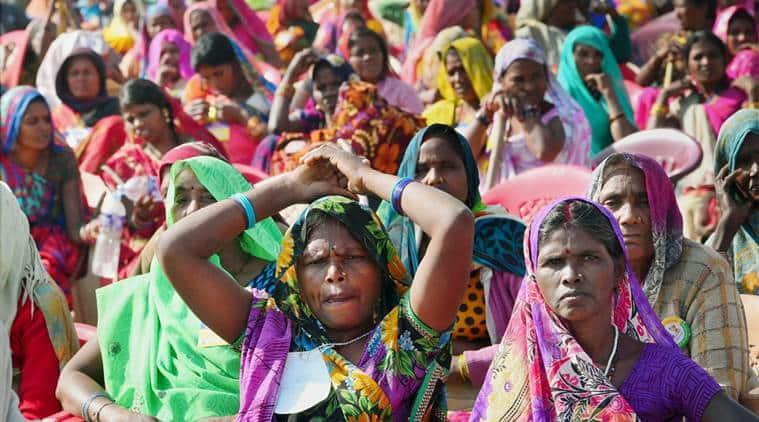 dalit rally, dalit mahasangram rally, adivasi rally, ramlila maidan dalit rally, ramlila dalit rally, india news