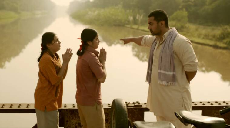 dangal, dangal song, dangal haanikaarak bapu, haanikaarak bapu, dangal new song, dangal first song, dangal aamir khan, dangal film, dangal songs, hanikarak bapu, dangal hanikarak bapu, dangal song launch, dangal aamir song, dangal news, aamir khan news, aamir tweet, bollywood updates, indian express, indian express news