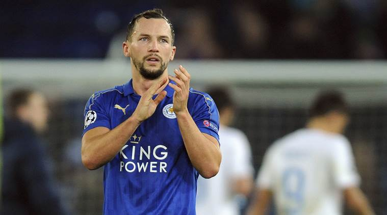 leicester city, champions league, leicester city champions league, leicester champions league, leicester city vs brugge, dannny drinkwater, drinkwater leicester city, football news, sports news