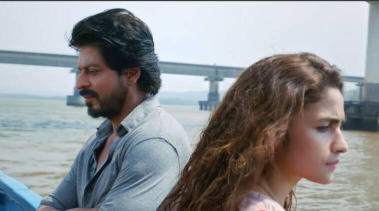 ae zindagi gale laga le, dear zindagi, dear zindagi new song, ae zindagi dear zindagi, dear zindagi album, alia bhatt, shah rukh khan, alia bhatt shah rukh, kaira jehangir, indian express news, indian express, entertainment news