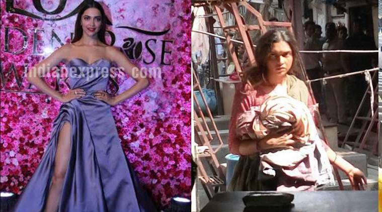 Deepika Padukone look test for Masjid film sans make-up avatar that she sported while seated on one of the ghats alongside Majidi.