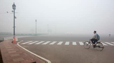 delhi, new delhi, delhi pollution, delhi pollution crisis, pollution in delhi, smog in delhi, delhi smog, delhi pollution today, smog level delhi, delhi news, india news, indian express