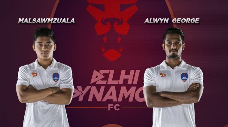 Alwyn George, Malsawmzual, Alwyn George Malsawmzual delhi dynamos, delhi dynamos, delhi dynamos signings, indian super league, Football, football news, sports, sports news