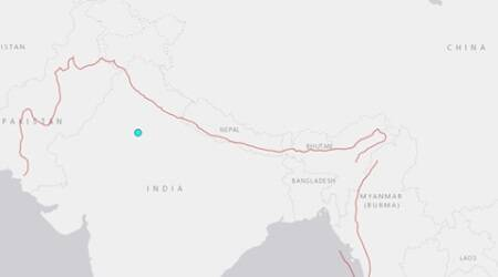 Earthquake shakes Delhi, northern India; Twitterati react