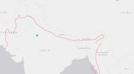 Earthquake shakes Delhi, northern India; Twitteratireact