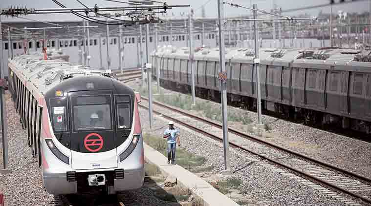 Delhi Metro gears up for driverless trains | The Indian Express