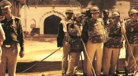 Delhi police beefs up security to ensure peaceful screening of Padmaavat