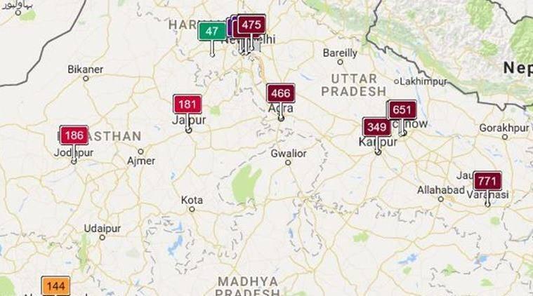 delhi air pollution, delhi pollution, delhi smog, most polluted city, most polluted city india, most polluted place, delhi air quality, air quality index, aqi, india news