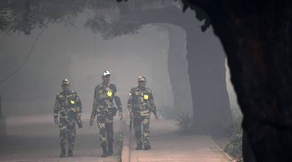 Delhi pollution images, delhi air pollution, Delhi pollution photos, Delhi pollution pictures, Delhi air, India air pollution, India pollution, news, latest news, India news, national news, Delhi news