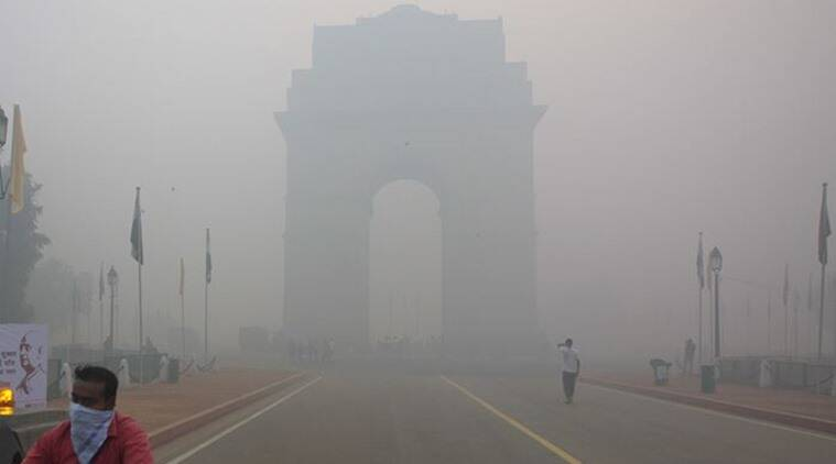 delhi pollution, delhi air pollution, delhi smog, air pollution, pollution, smog, Imran Hussain, Anil Madhav Dave, delhi news, india news