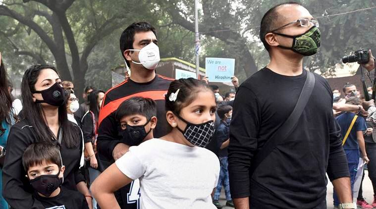 Delhi air pollution, air pollution Delhi, air pollution graded response system, graded response system, graded response system implementation Delhi, Pollution Control Board, New Delhi air pollution, New Delhi, India news, Indian Express