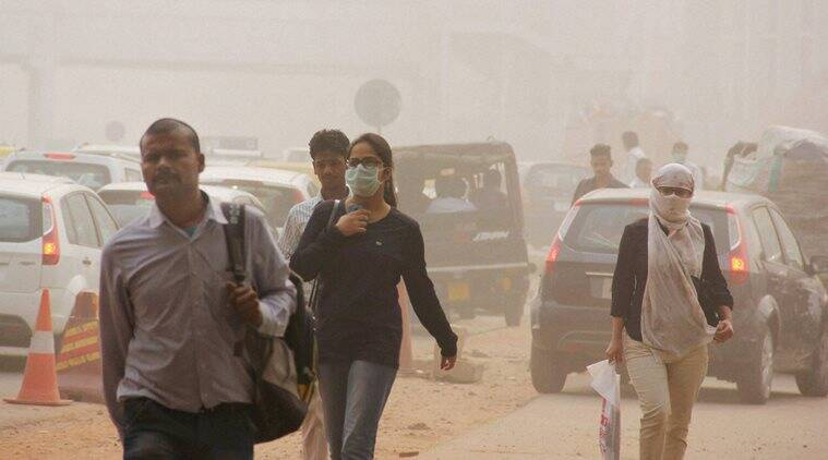 Delhi Half Marathon, Delhi Half Marathon pollution, Pollution Delhi Half Marathon, Pollution in Delhi Half Marathon, Delhi pollution, Pollution in Delhi, Sports