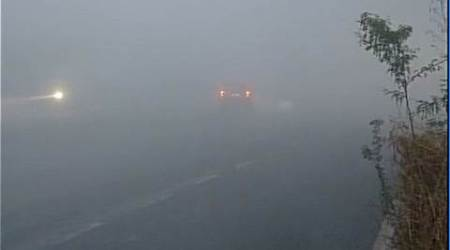 Noida: Two die as low visibility leads to accident onexpressway
