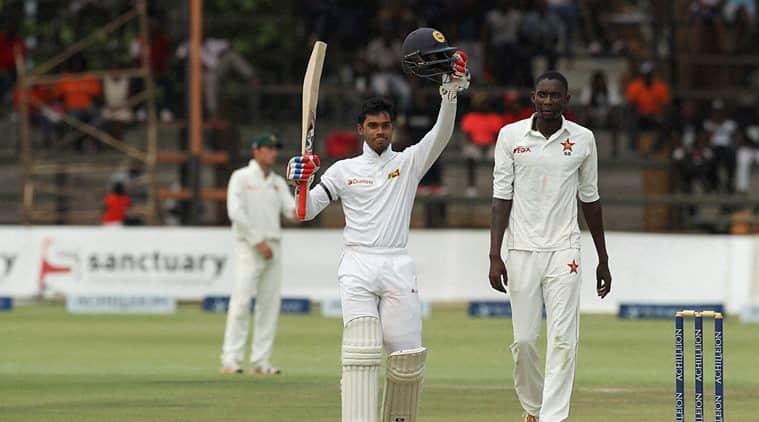 Dhananjaya de Silva, Dhananjaya de Silva Sri Lanka, Sri Lanka Zimbabwe, SL vs Zim, Sri Lanka Zimbabwe cricket, Dhananjaya de Silva cricket, Cricket News, Cricket