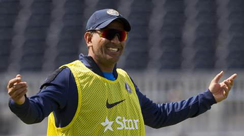 article sports cricket game time dhoni before india england first