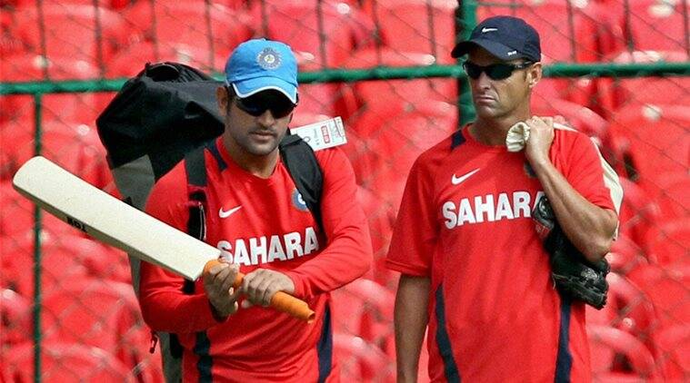 You replace MS Dhoni (as ODI captain) at your peril: Gary Kirsten