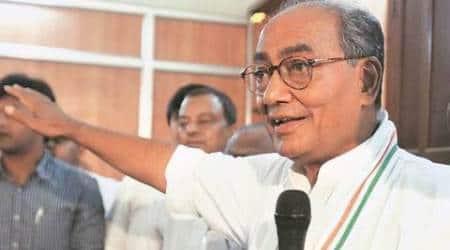 digvijaya SIngh, Digvijaya, Mridula SInha, Goa, Goa governor, Goa Governor Mridula SInha, Goa CM, GOa elections, BJP, Congress, Goa government, india news