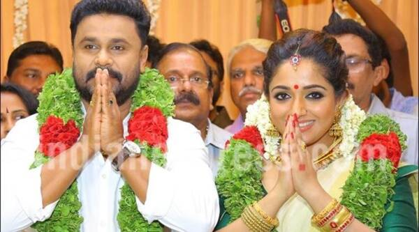 dileep kavya madhavan, dileep wedding, dileep kavya madhavan wedding, dileep media wedding, dileep kavya movies, mammooty, mammooty kasaba, mammooty kasaba dialogue, ranjini haridas, ranjini haridas facebook page, indian express, indian express news