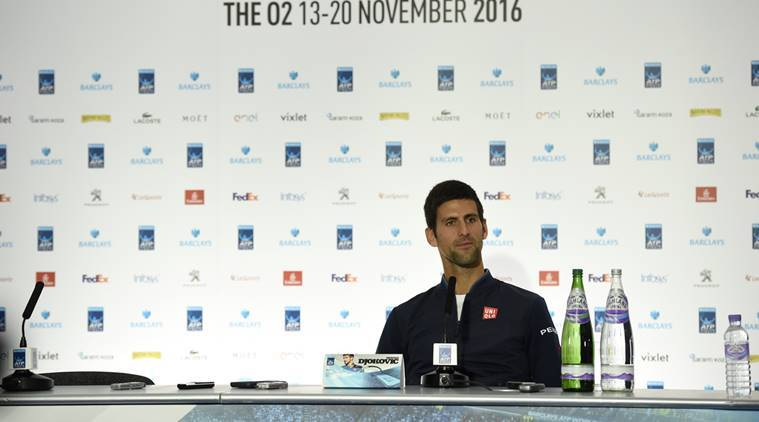 Novak Djokovic, Djokovic, Novak Djokovic ATP World Tour Finals, Djokovic ATP World Tour Finals, Tennis news, Tennis