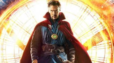 Doctor Strange becomes Marvel's highest-grossing solo movie