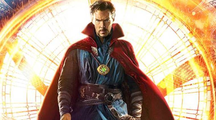 Doctor Strange movie review, Doctor Strange review, Doctor Strange, Doctor Strange movie, Doctor Strange film review, Benedict Cumberbatch, Chiwetel Ejiofor, Mads Mikkelsen, Tilda Swinton, Rachel McAdams, Hollywood, Marvel, MCU, Marvel Cinematic Universe, Entertainment news, Indian Express news