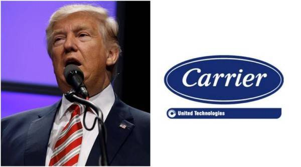 Donald Trump, Latest news, Carrier keeps jobs in Indiana, Carrier job in Indiana, latest news, world news, Donald Trump news, Latest news, International news