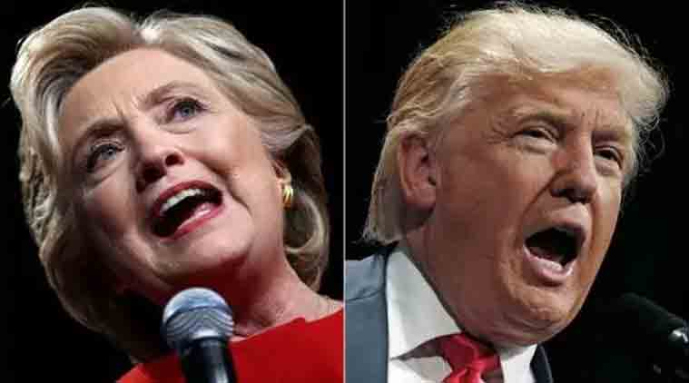 US presidential elections 2016, us elections, hillary clinton leading, donald trump, hillary clinton, clinton vs trump, news, latest news, world news, us elections leading party, international news, us news