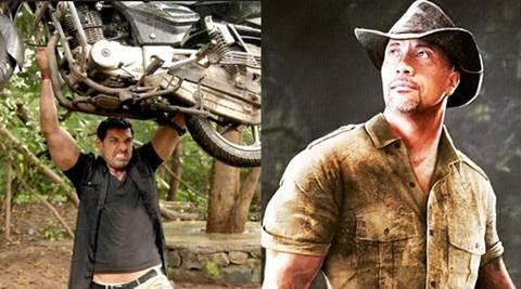 John Abraham is our version of Dwayne Johnson: Abhinay Deo