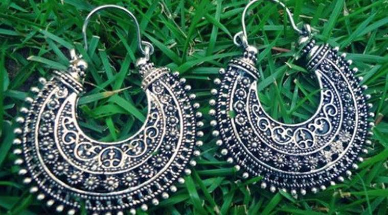 hoop jhumkas, charm hoops,hoop earrings,jewellery box, Jewellery, news, latest news, fashion trends, India news, national news, earrings