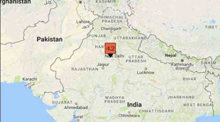 Earthquake Today: Delhi wakes up to tremors, epicentre located inHaryana