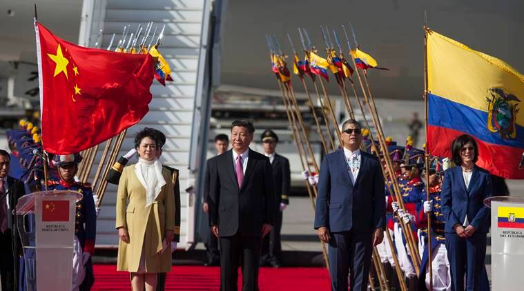 China Latin America visit, Xi Jinping, Xi, China, Xi Jinping China visit, Donald Trump, Trump wall, world news, latest news, indian express