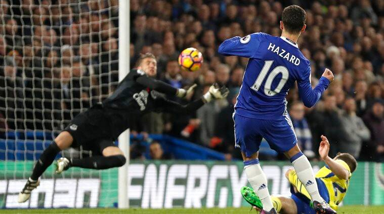 Antonio Conte, Eden Hazard, Conte Hazard Chelsea, Antonio Conte Premier League, Premier league monthly awards, English Premier League, Sports News, Sports