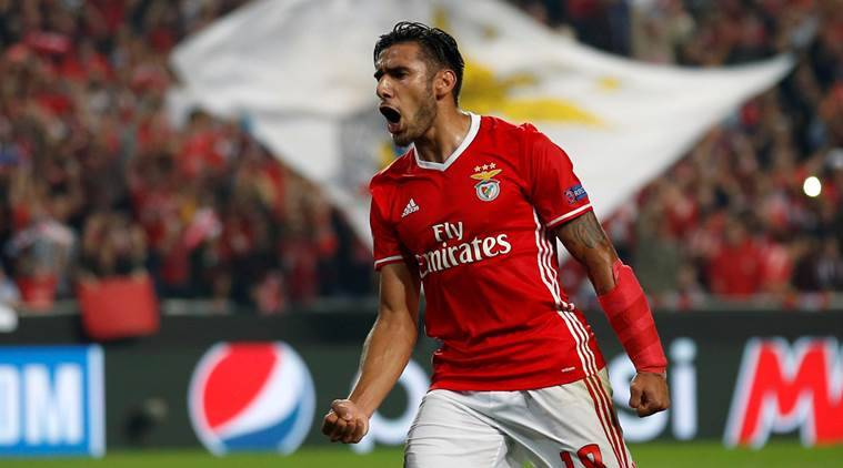 Benfica vs Dynamo Kiev, Benfica vs Dynamo kiev champions league results, Eduardo Salvio, Champions league, Champions league news, football, football news, sports, sports news