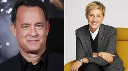 Tom Hanks, Ellen DeGeneres to receive Presidential Medal of Freedom