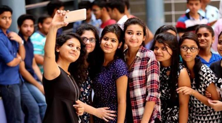 selfie, maharashtra, maha govt school, aadhar card, school attendance, selfie for attendance, Annual Status of Education Report, aser, SARAL, state education department, education news, indian express