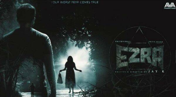 Ezra boasts an all-star cast with Prithviraj playing the lead.