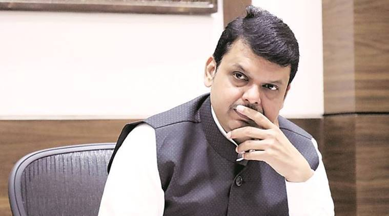 Maharashtra civic polls, maharashtra municipal council elections, civic polls campaign, devendra fadnavis, india news, indian express news