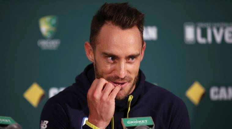 Faf du Plessis, Faf, Faf du plessis ball tampering, ball tampering, ball tampering cricket, australia vs south africa, aus vs sa, aus sa test series, cricket news, sports news