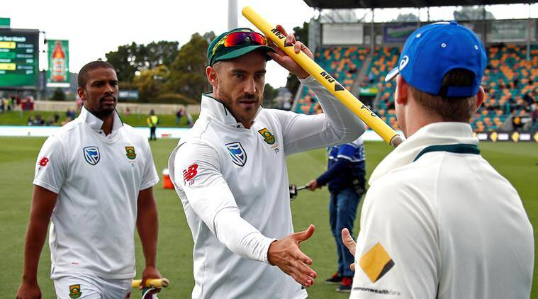 Australia vs South Africa, Aus vs SA, SA vs Aus, South Africa vs Australia, Faf du Plessis, Du Plessis, SA vs Aus Test, Aus vs SA Test, Cricket news, Cricket