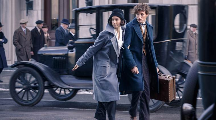 Fantastic Beasts review, Fantastic Beasts, Fantastic Beasts and Where to Find Them review, Fantastic Beasts movie, Fantastic Beasts cast, Eddie Redmayne, Eddie Redmayne film