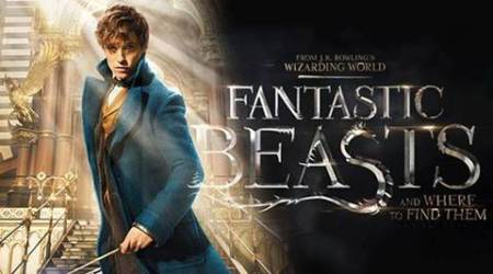 Eddie Redmayne locked Fantastic Beasts script in a safe