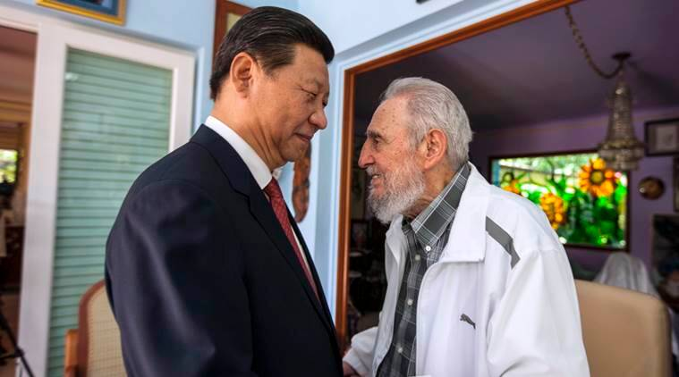 fidel castro, castro, castro death, fidel castro death, castro china, fidel castro china, castro communism, world news