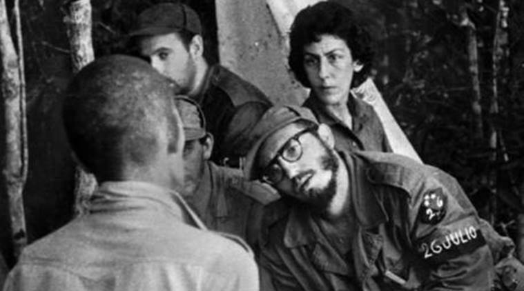 fidel castro and che guevara relationship with