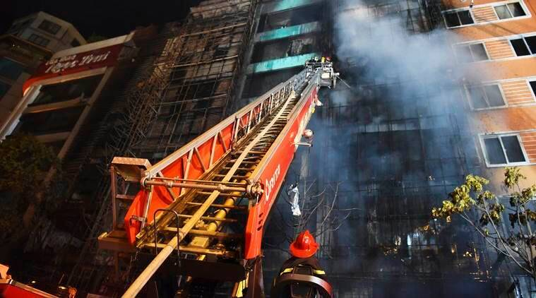 Fire norms, NBC, protect from fire, latest news, Indian express