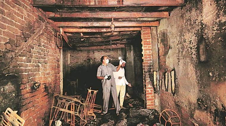 sahibabad, sahibabad fire, sahibabad factory fire, ghaziabad fire, ghaziabad factory fire, sahibabad news, ghaziabad news, delhi news