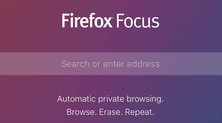 Firefox, Firefox Focus, Firefox browser, firefox focus browser, firefox focus browser for iOS, Firfox for Apple, Firefox Focus for iPhone, Firefox Focus for iPad, Firefox Focus private browsing, Firefox Focus for Safari, private browsing on iPhone, private browsing on iPad, technology, technology news