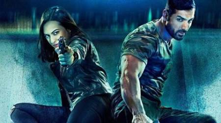 Force 2, Force 2 box office collection, Force 2 movie box office collection, Force 2 collection, Force 2 movie collection, Force 2 box office, Force 2 total collection, force 2 cast, Force 2 first week collection, John Abraham force 2, force 2 John Abraham, force 2 Sonakshi Sinha, Sonakshi Sinha force 2, entertainment news, indian express, indian express news