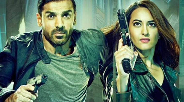 Force 2 movie review, Force 2 review, Force 2 movie, John Abraham, Sonakshi Sinha